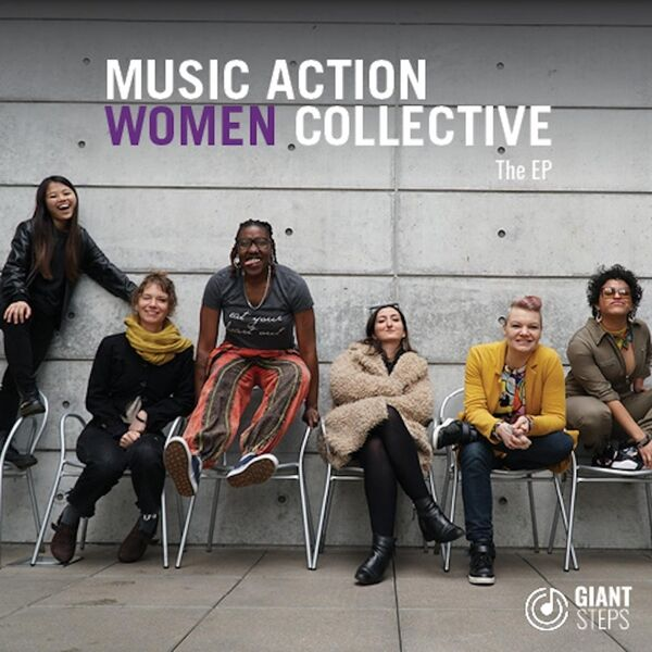 Cover art for Music Action Women Collective: The EP